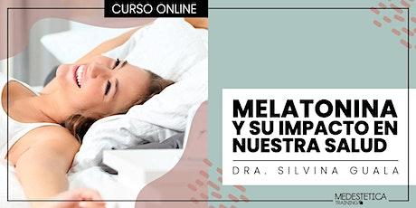 Curso de Melatonina y su impacto en nuestra salud entradas
