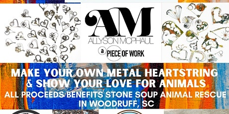 Make Your Own Metal Heart String biglietti