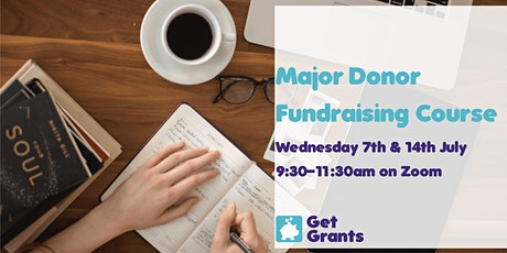 Online Major Donor Fundraising Course tickets