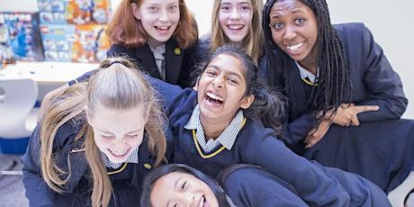 Senior School Taster Experience for girls in Year 5 - June 12 2021 tickets