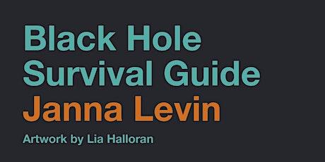 Black Hole Survival Guide   Edinburgh Science tickets