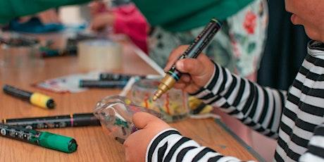 Eco-Kids Underwater Puppet Making Workshop tickets