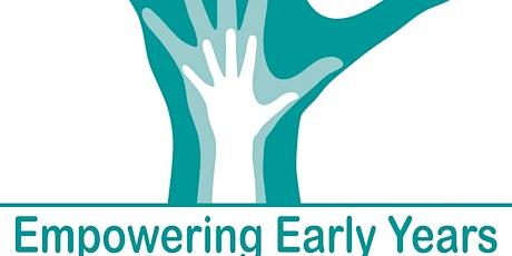 EEY CPD Workshop - Understanding Attachment & Anxiety tickets