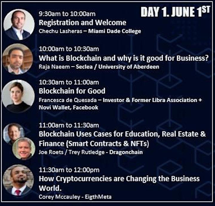 MDC's Blockchain Sessions image