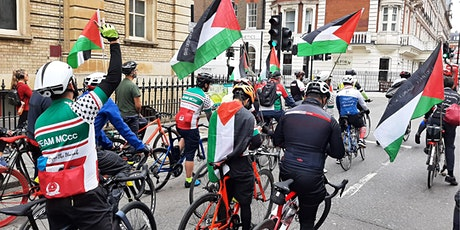 Cycle for Palestine tickets