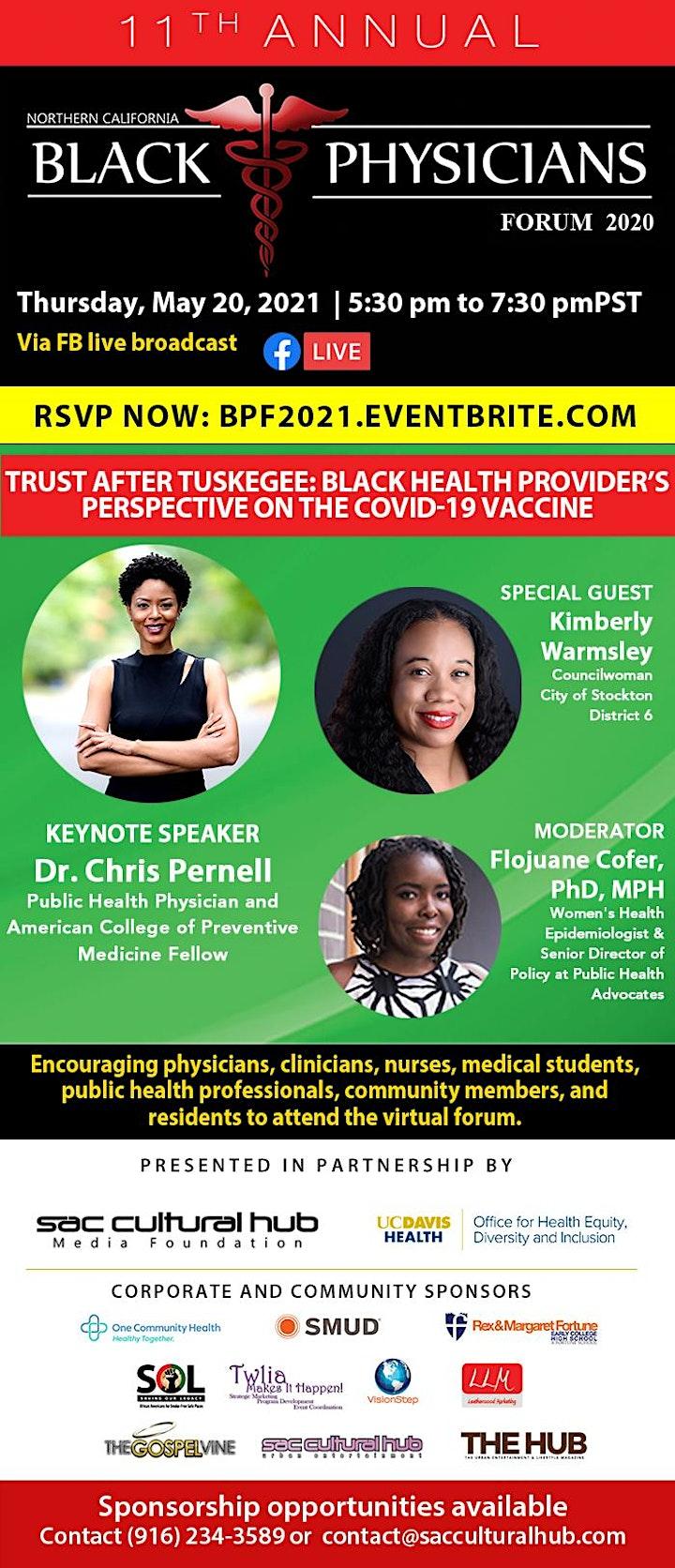 11th Annual Virtual Black Physicians Forum image