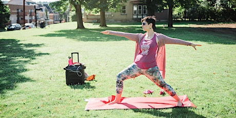 Free Yoga at Bellevue Farmers Market with Natalie tickets
