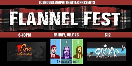 Flannel Fest tickets