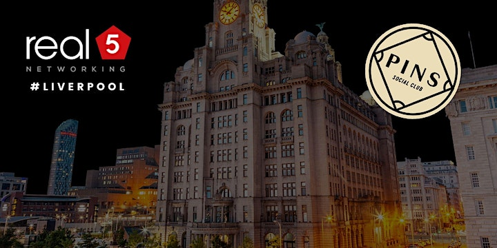 real5 Liverpool Launch Night image