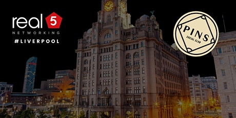 real5 Liverpool Launch Night tickets
