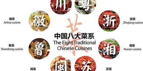 Discover the Eight Great Culinary Traditions of Chinese Cuisine tickets