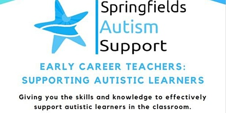 Early Career Teachers: Supporting Autistic Learners tickets