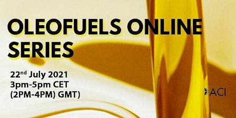 Oleofuels Online Series July tickets