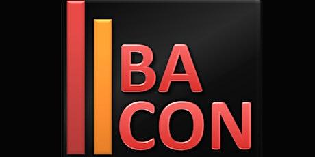 BACon 2021 tickets
