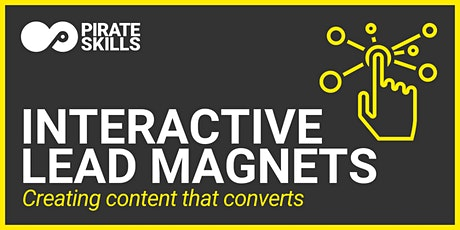 Interactive Lead Magnets | Live Stream Tickets