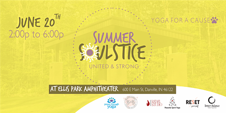 Summer Soulstice  (donation) tickets
