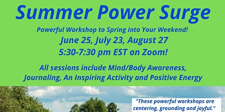 The Powerful Collective  Summer Power Surge tickets