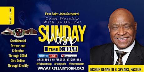 Sunday Morning Worship tickets