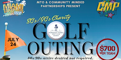 MTO2021: 80s & 90s Golf Classic (Single Event Only) tickets