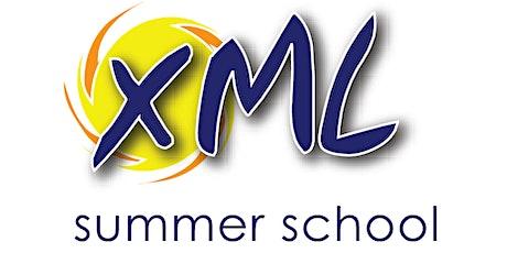 XML Summer School, 2021 tickets