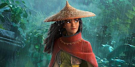 Film Works Alfresco:  Raya and the Last Dragon tickets