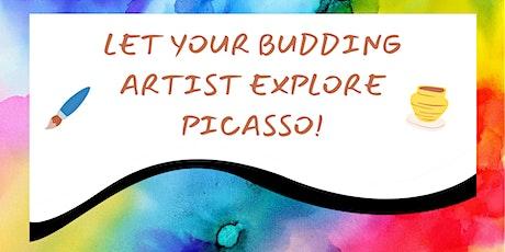 Little Picassos: Preschool Art! tickets