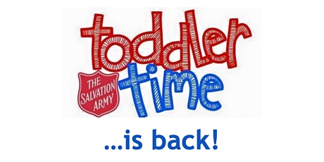 Toddler Time - Mon 12th July tickets