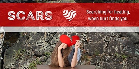 Scars: Searching for healing, when hurt finds you. tickets