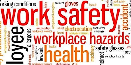 Control of Substances Hazardous to Health (COSHH) tickets
