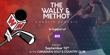 The Wally + Methot Charity Classic tickets