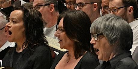 Summer Sings 2021 - Mozart Requiem tickets
