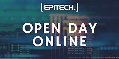 Open Day Online Epitech Tickets