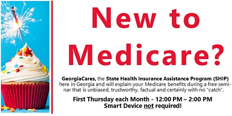 New to Medicare Bootcamp tickets