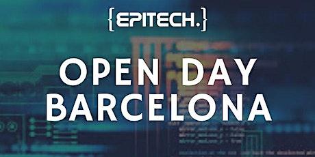 Open Day presencial Epitech Barcelona tickets