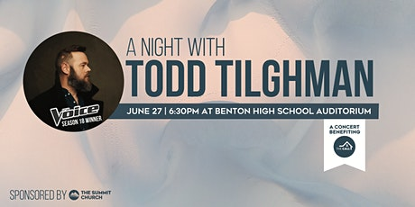 A Night with Todd Tilghman tickets