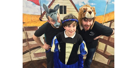 Storytelling and Shakespeare for Primary and Secondary Schools tickets