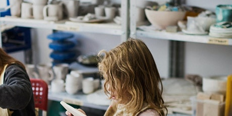 Introduction to Pottery - Parent/Carer and Child (2 day) tickets