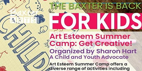 Art Esteem Summer Camp - July 26-30th tickets