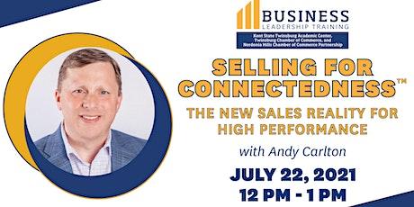 BLT: Selling for Connectedness bilhetes