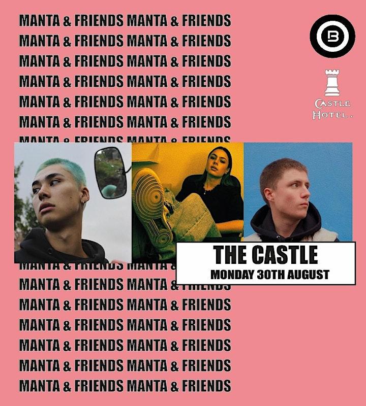 Open Beat Presents Manta & Friends image