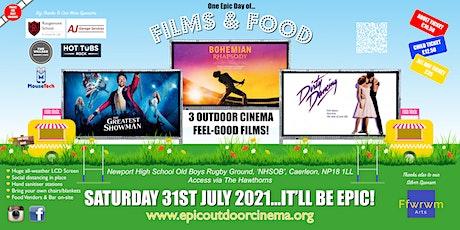Outdoor Cinema - Caerleon NHSOB tickets
