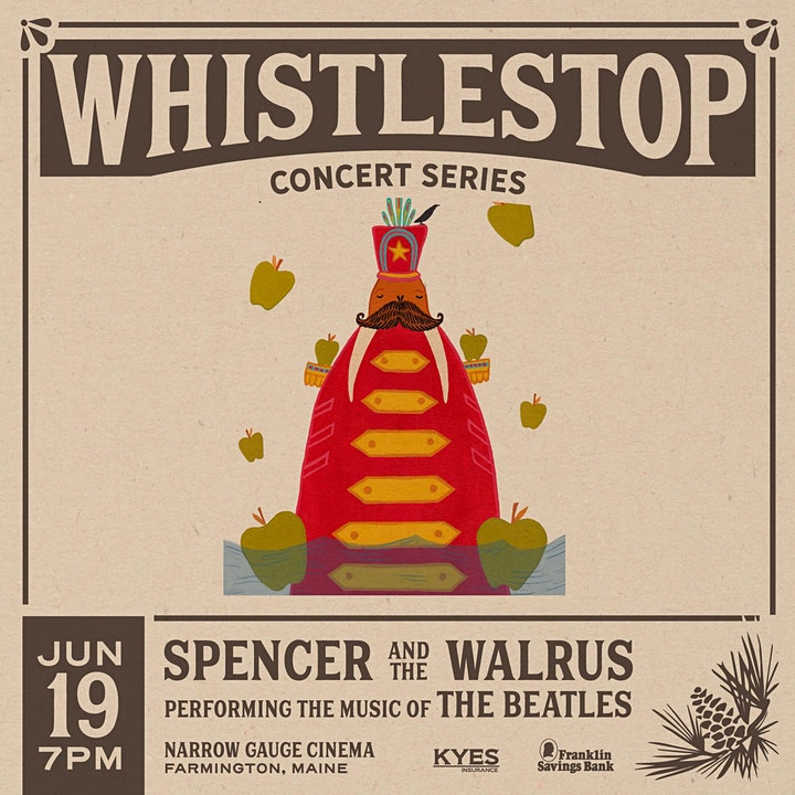 Beatles Night with Spencer and the Walrus image