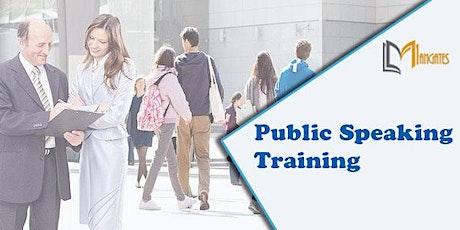Public Speaking 1 Day Training in Brussels tickets