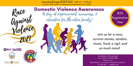 Race Against Violence 2021 tickets