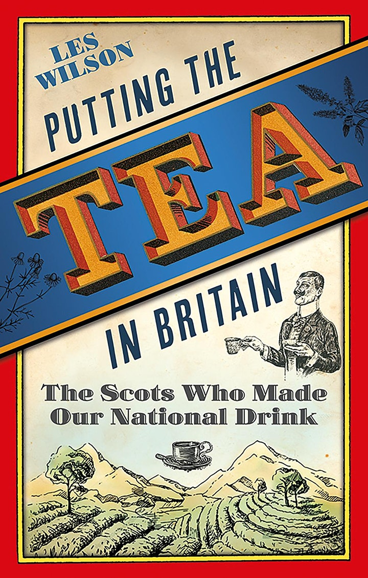 Book Launch: Putting the Tea in Britain image