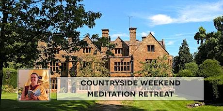 Weekend Meditation Retreat (single room) tickets