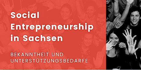 Social Entrepreneurship in Sachsen Tickets