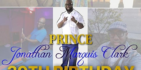 The Milestone of A Miracle Jonathan Marquis Clark 39th Birthday Bash 2021 tickets