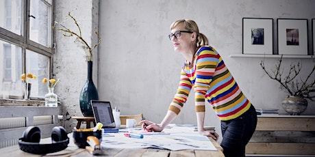 Artist Pop-Up Workshop: Get Insider Tips on How to Market Your Work tickets