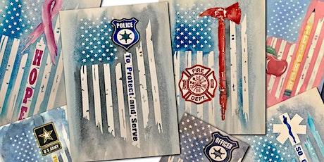 American Heroes tickets